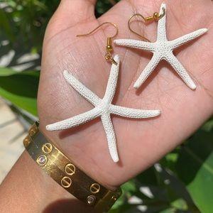 Jewelry - STARFISH EARRINGS 🌺